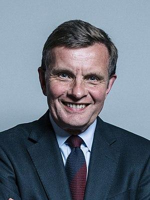 David Jones (Clwyd West MP) - Image: Official portrait of Mr David Jones crop 2