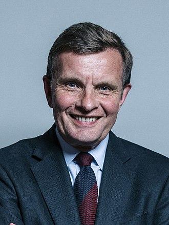 Official portrait of Mr David Jones crop 2.jpg