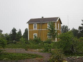 Ohtakari - Image: Ohtakari luotsitupa