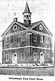 Old Adams County Courthouse, Gettysburg, Pennsylvania, 1804.jpg