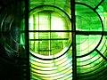 Old Fresnel lens old lighthouse Dungeness - geograph.org.uk - 430447.jpg