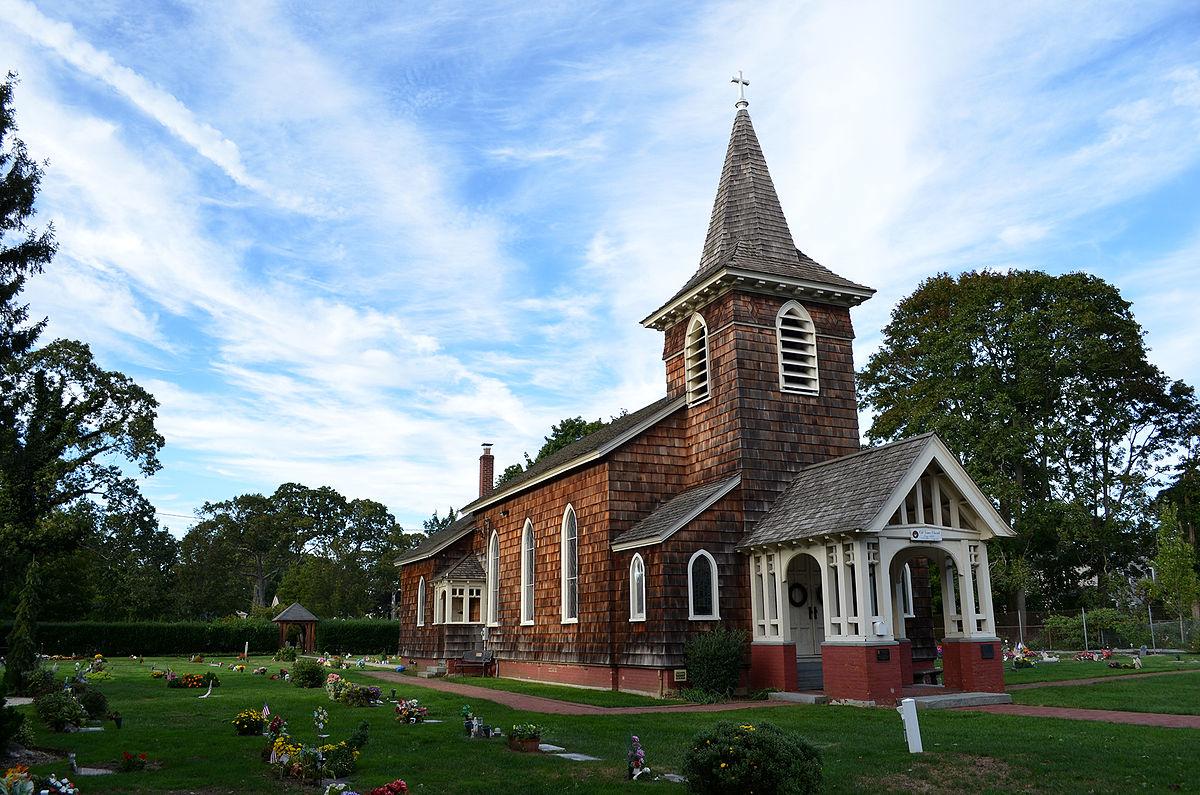 Grace Church Complex Massapequa New York