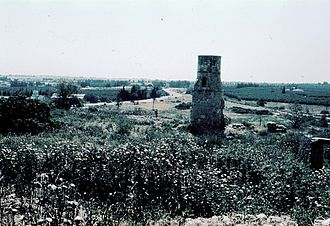 Yibna - Image: Old Yavne