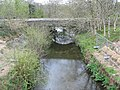 Old bridge at Two Bridges - geograph.org.uk - 163310.jpg