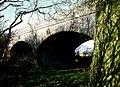 Old railway underbridge, Marton Moor - geograph.org.uk - 1122969.jpg