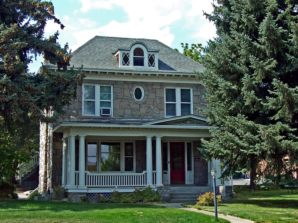Olsen House Helena Montana Wikipedia