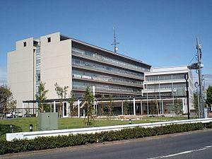 Ōme, Tokyo - Ōme City Hall