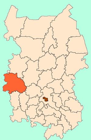 Nazyvayevsky District