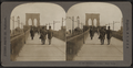 On Brooklyn Bridge, New York, from Robert N. Dennis collection of stereoscopic views.png