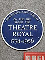On this site stood the Theatre Royal 1774-1956.jpg