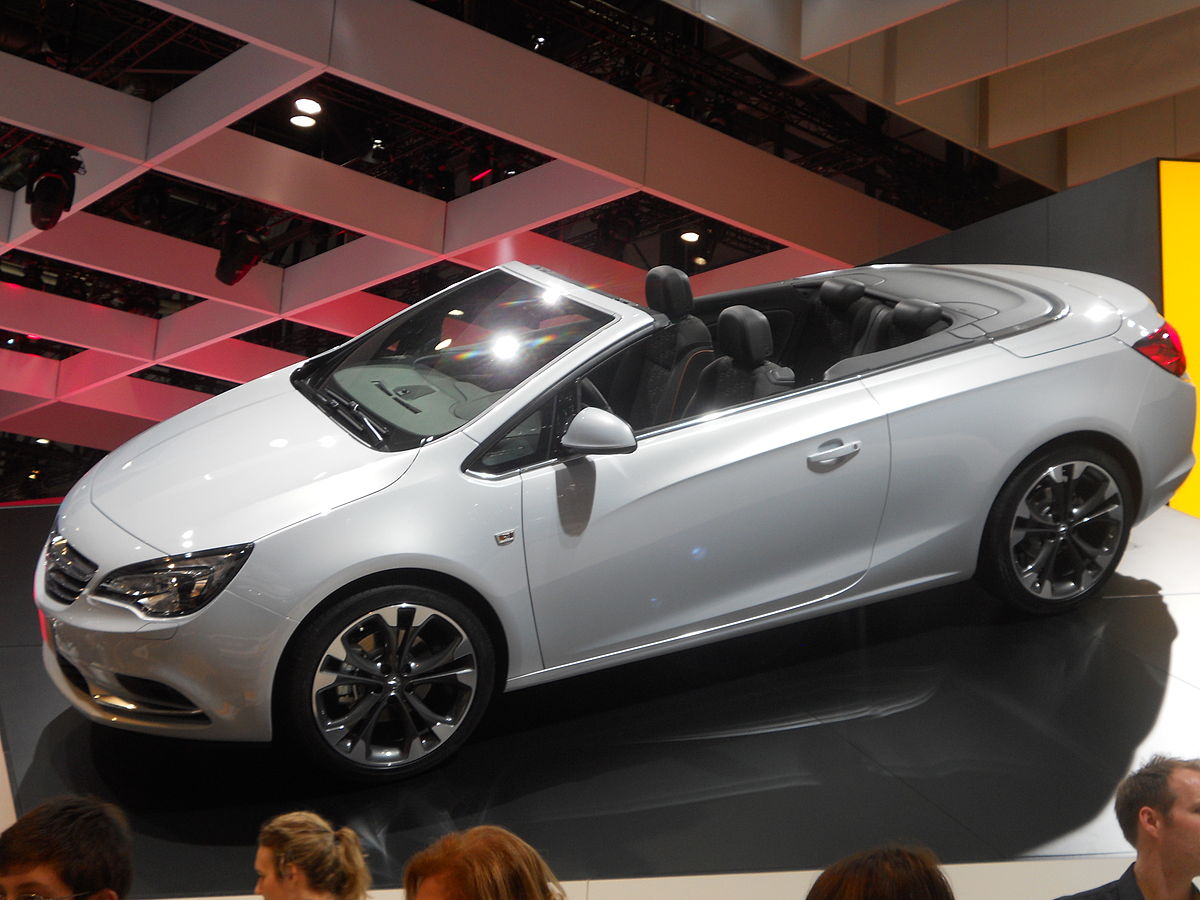 opel cascada wikidata. Black Bedroom Furniture Sets. Home Design Ideas