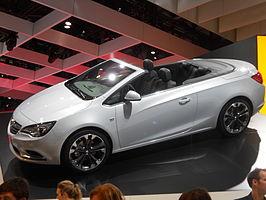 Opel Cascada Wikipedia