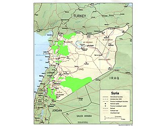 Syrian opposition - Image: Opposition Forces Territory