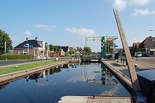 Ooststellingwerf Municipality in Friesland, Netherlands