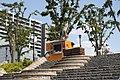 Orange food truck (41794884981).jpg