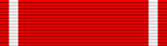 Orders, decorations, and medals of the Federal Republic of Yugoslavia - Image: Order of the National Hero BAR