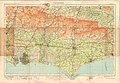 Ordnance Survey One-Inch Tourist Map of Chichester Published 1922.jpg