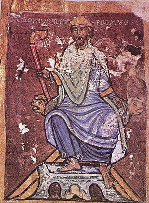 Ordoño I of Asturias - Image: Ordono 1of Asturias
