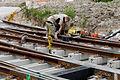 Orléans chantier tram B construction voie 12.jpg