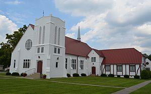Orlinda, Tennessee - Orlinda Baptist Church - Orlinda, Tennessee
