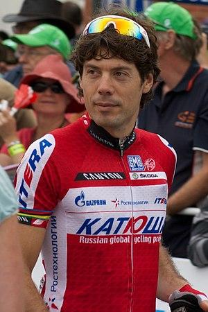 2012 Tour Down Under - Image: Oscar Freire 2012