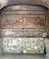 Ostia, terme dei sette sapienti, affreschi 03.JPG