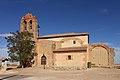 Otero de Sariegos, Iglesia San Martín de Tours, fachada principal, sur.jpg