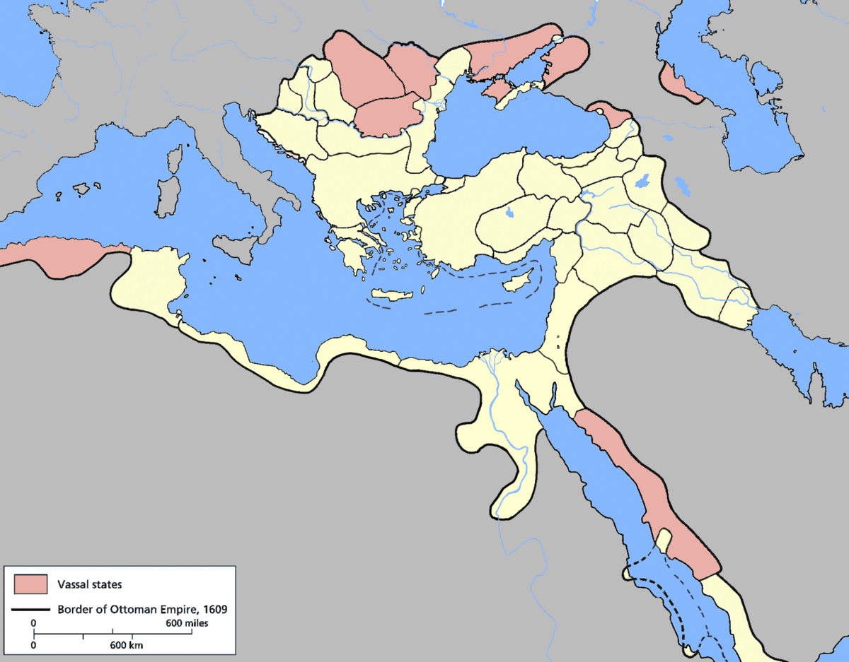 Administrative divisions of the ottoman empire wikipedia - What is an ottoman ...