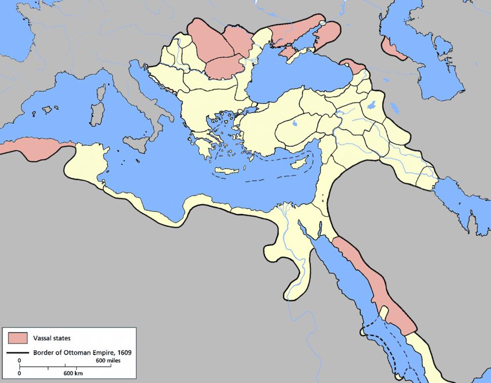 Ottoman Empire (1609)