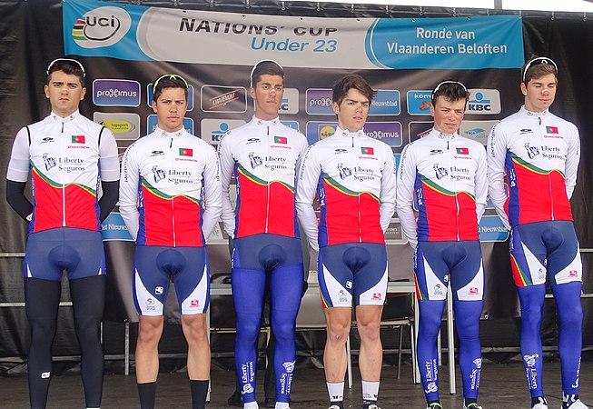 Oudenaarde - Ronde van Vlaanderen Beloften, 11 april 2015 (B053).JPG