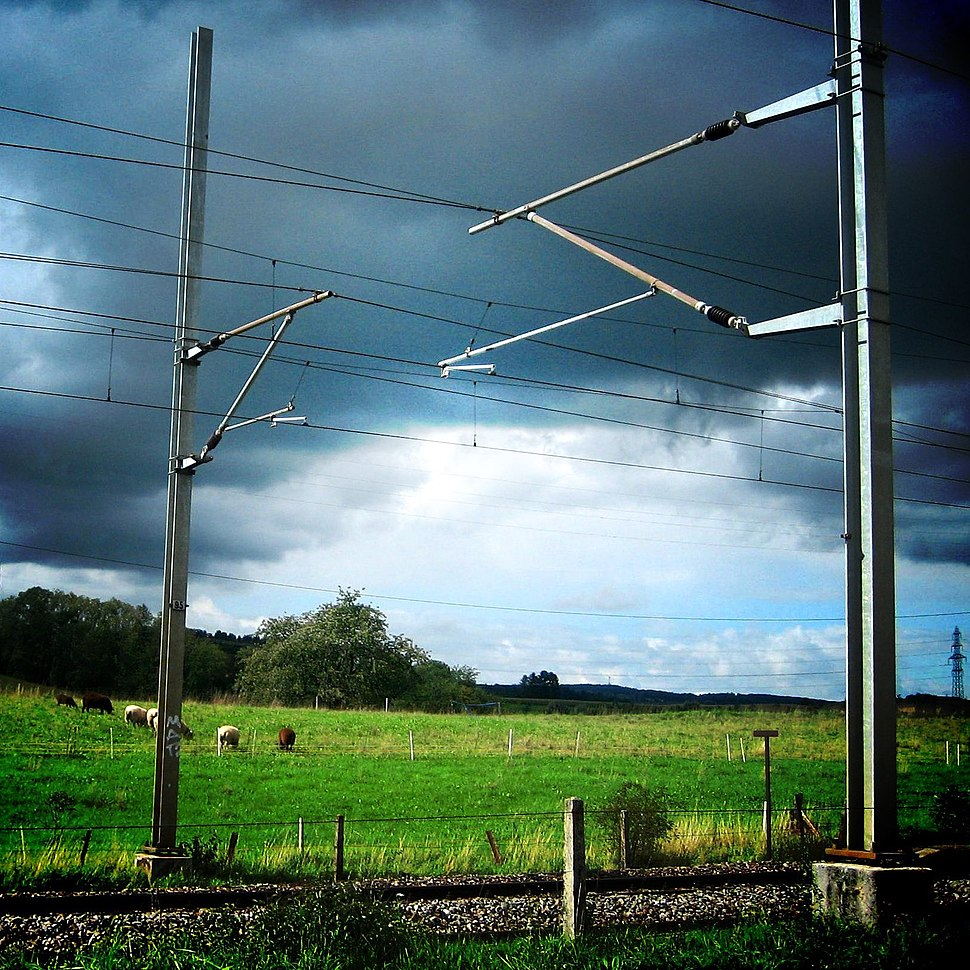 Overhead lines, Puidoux
