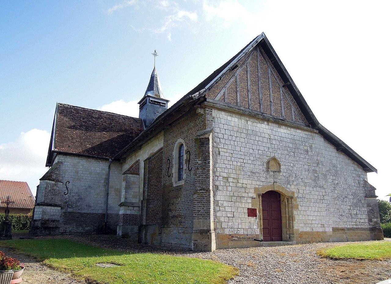 L'église Saint-Remi