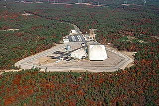 PAVE PAWS Early warning radar
