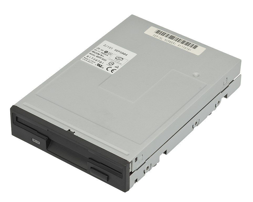 File:PC-Internal-Floppy-Drive.jpg - Wikimedia Commons