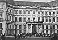 Pałac Jabłonowskich podczas oblężenia Warszawy we wrześniu 1939.jpg
