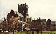 Paisley Abbey was the burial place of many Scottish Kings during the 13th, 14th and 15th centuries.
