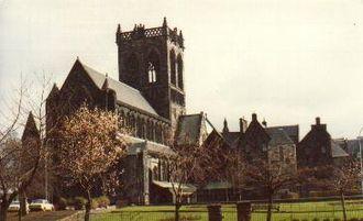 Renfrewshire (historic) - Paisley Abbey