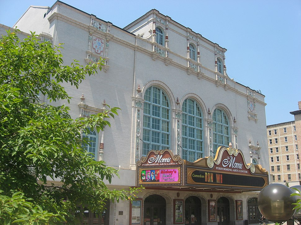 Palace Theater, Morris Performing Arts Center, in South Bend