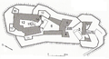 Palanok castle map.png