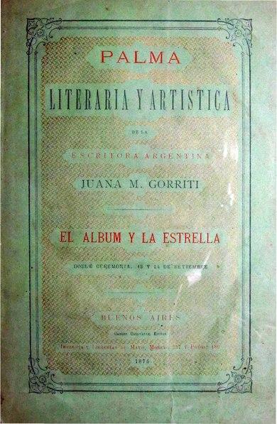 File:Palma literaria y artística de la escritora Juana M. Gorriti.pdf