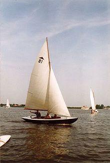 Wonderbaar Pampus (open zeilboot) - Wikipedia XV-37