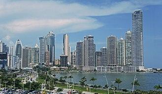 JW Marriott Panama - Image: Panama 08 2013 7046