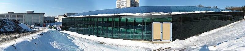 Edificio HPS