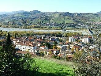 Fornovo di Taro - Image: Panorama Fornovo