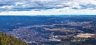 Flagstaff, Arizona City in Arizona, United States