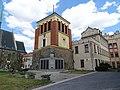 Pardubice, náměstí Republiky, zvonice.jpg