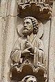 Paris - Cathédrale Notre-Dame - Portail de la Vierge - PA00086250 - 061.jpg