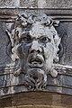 Paris - Les Invalides - Façade nord - Mascarons - 003.jpg