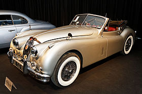 Image illustrative de l'article Jaguar XK140