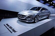 Mercedes-Benz CLA-Class - Wikipedia